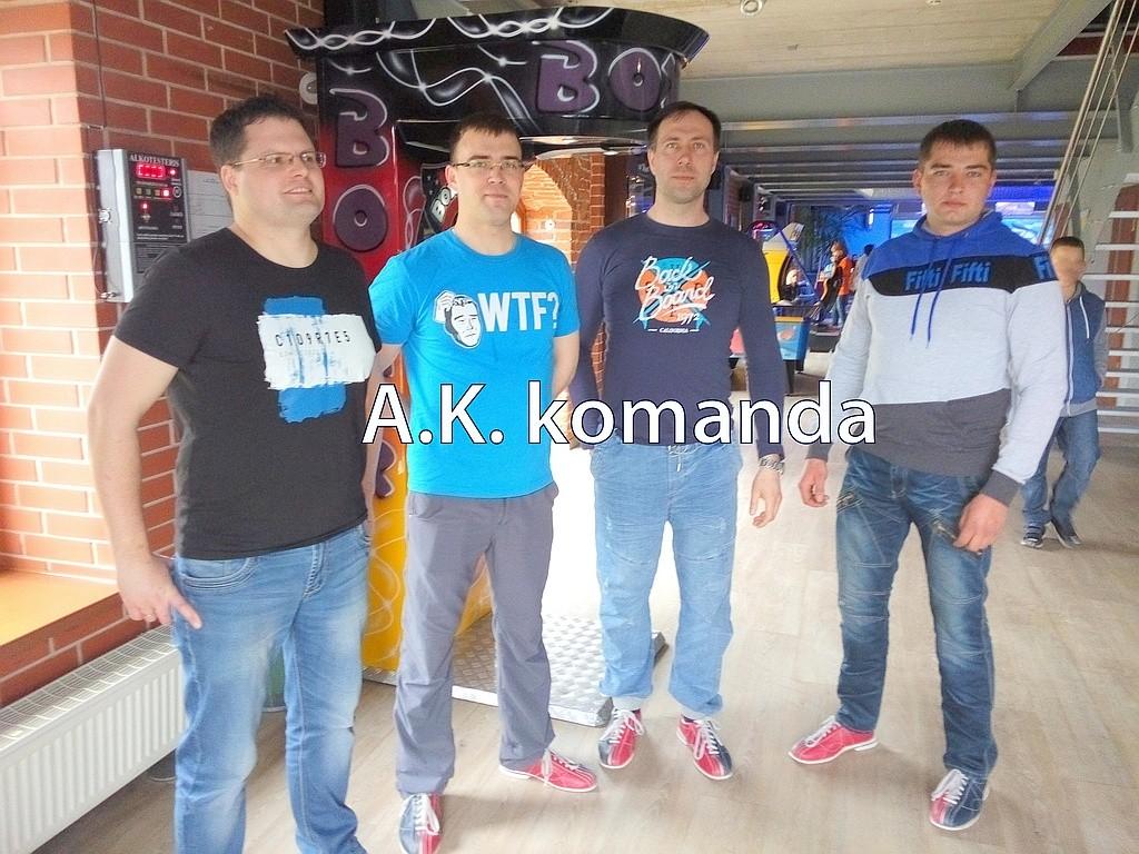 A.K. komanda