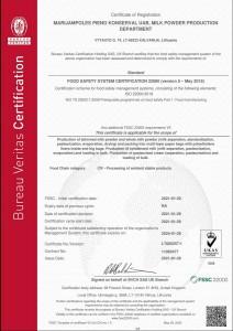 FSSC 22000 PMGC